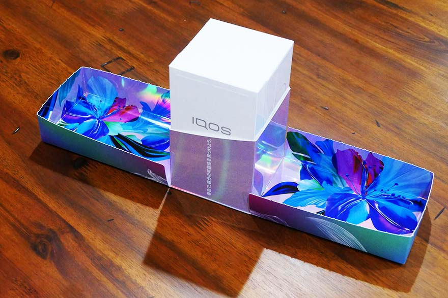 Bóc hộp IQOS Duo 3 Limited Edition